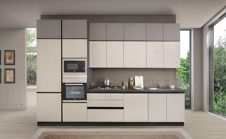 Cucina zoe mi casa arreda - Cucine moderne scure ...